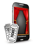 3d smartphone stage and tickets