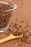 Brown Flax Seeds