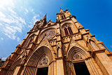 Shishi Sacred Heart Cathedral in Guangzhou China.