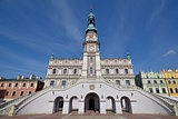 Zamosc_town hall