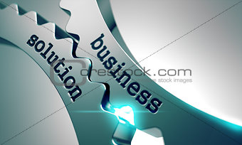 Business Solution on the Gears.