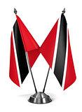 Trinidad and Tobago - Miniature Flags.