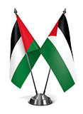 Palestine - Miniature Flags.