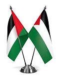 Palestine - Miniature Flags.