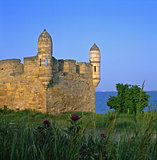 Yeni-Kale's tower - Crimea