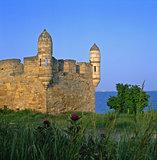 Yeni-Kale's tower - Crimea
