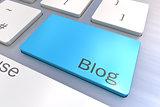 Blog keyboard button