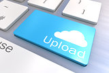 Cloud Upload keyboard button