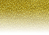 Gold Dotted Background