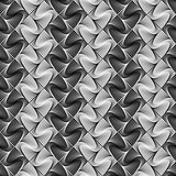 Design seamless zigzag geometric pattern