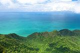 View of Langkawi island