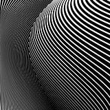Design lines movement illusion background