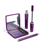 Eye make-up set