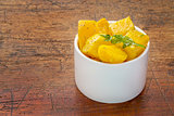 golden beet salad