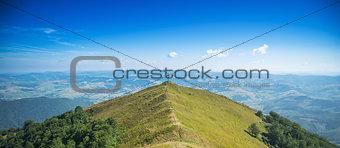 Carpathian mountains:
