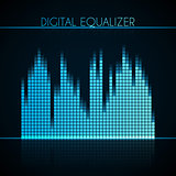 Digital equalizer