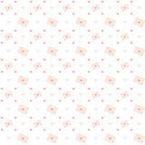 Love letter seamless pattern