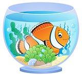 Aquarium theme image 1