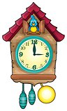 Clock theme image 1