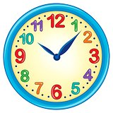 Clock theme image 3