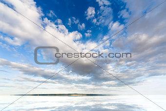 Sky dreamscape