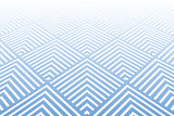 Blue geometric textured background.