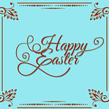 Easter holiday for invitations and greeting cards