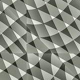 Sharp-cornered abstract wallpaper.
