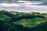 Hills of the Southern Styria Wine Trail