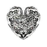Mechanical Heart with brain