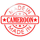 Made in Cameroon red seal