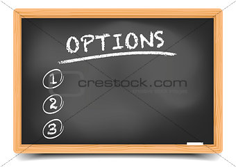 List Options