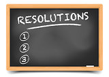 List Resolutions