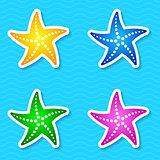 Starfish labels