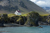 Traditional iclandic house
