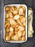 crispy roasted potato