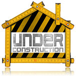 Under Construction - House Project Concept