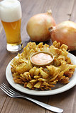 fried onion blossom