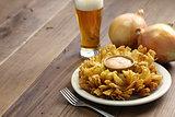 fried onion blossom