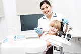 I am complete my dental check up
