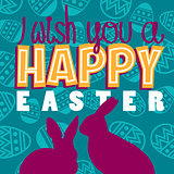 I wish a happy easter
