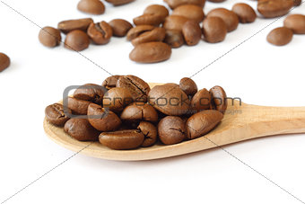 aromatic coffee beans