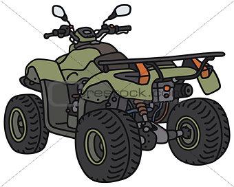 Green ATV