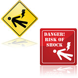 Danger of shock