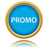 Vector promo icon