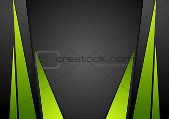 Bright corporate tech background