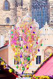 Prague - Easter Tree at the Old Town Square
