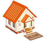 House and doormat