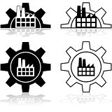 Gear and factory
