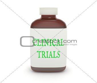 Clinical Trial Pills